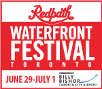 Redpath Waterfront Festival | June 29 – July 1, 2019