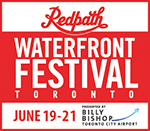 Redpath Waterfront Festival | June 19 – 21, 2020