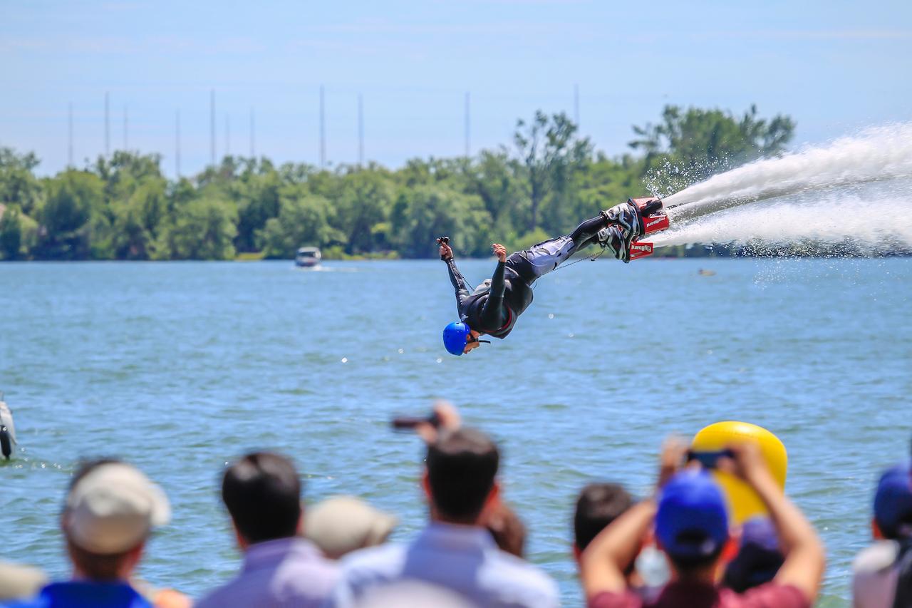 Flyboarder