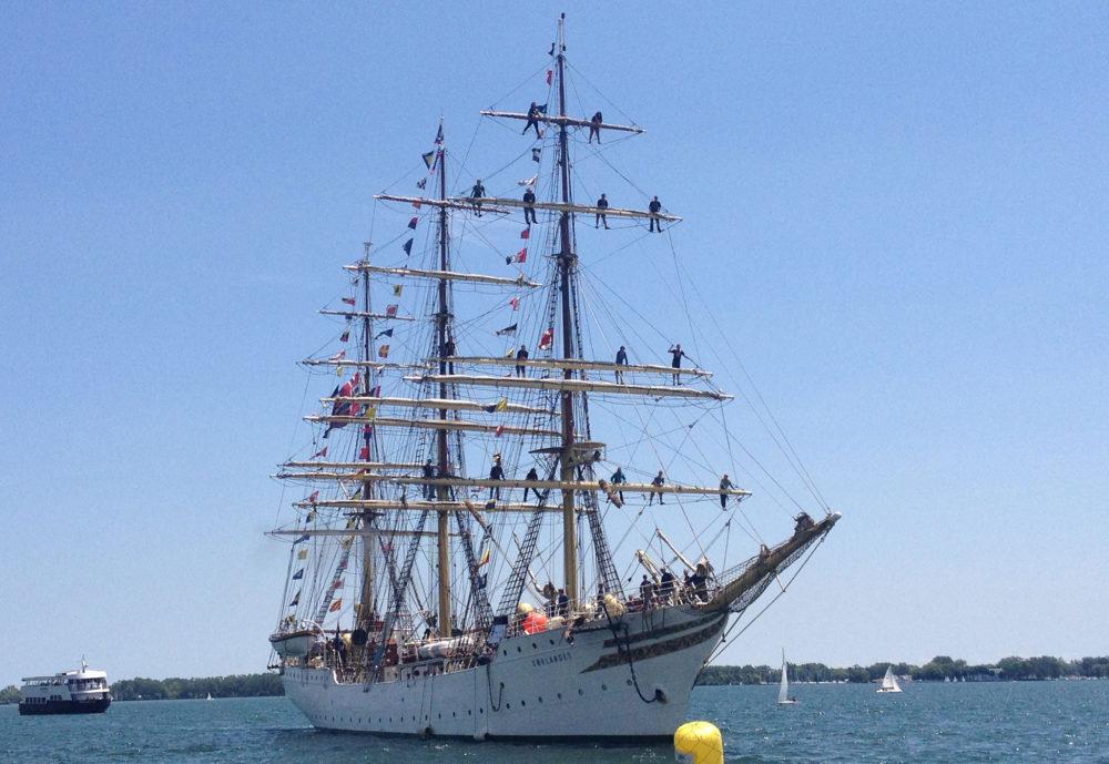 Sorlandet - the Norwegian Tall Ship